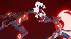 科幻横版动作《Aeon Must Die!》新预告 画风独特