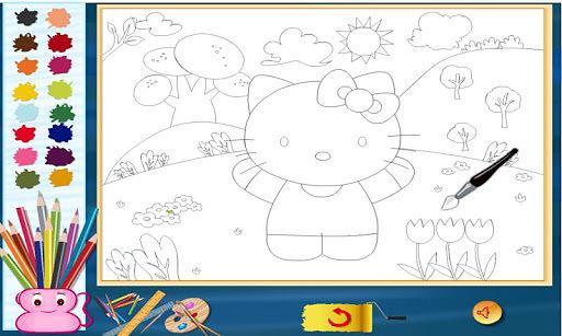 幼儿简单海洋图画