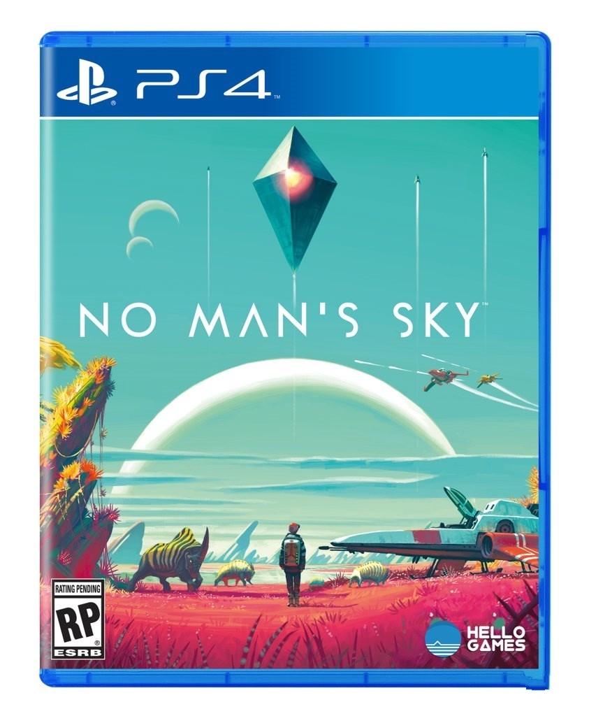 《无人深空》PS4推中文版