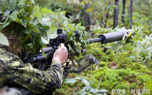 我国狙击手32天击毙214名美军,狙击枪上的玄机让美军不可思议