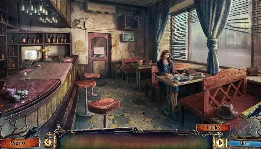 《 湖边之屋:沉默之子 直装版 》截图欣赏