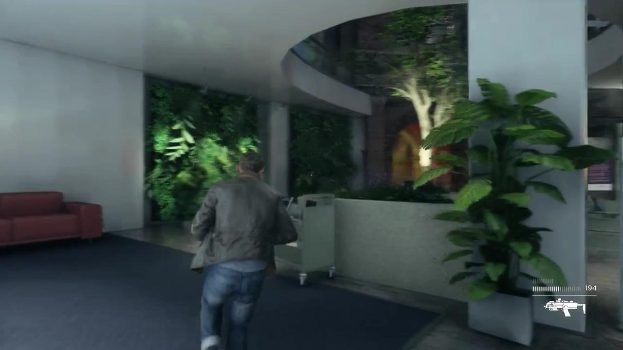 《量子破碎》针对Xbox One优化很充分