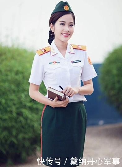 揭秘越南新军服神似中国军服,女兵穿上后惊艳全场,尤其是第二个插图(1)