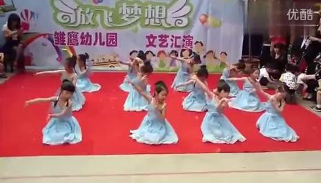 拨浪鼓-幼儿舞蹈视频大全教学 幼儿园精品舞蹈 儿童少儿舞蹈