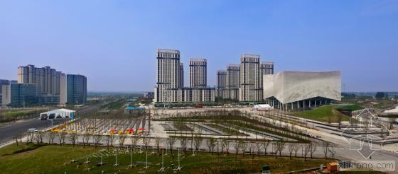 南京青奥村广场是哪家公司设计的图片