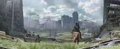 《最后生还者2》官方概念图 深景油画尽显废土风