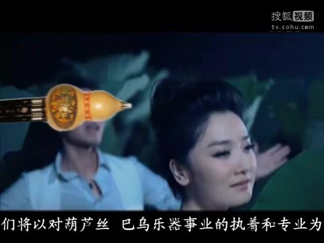 葫芦丝名曲欣赏 荷塘月色 东方韵葫芦丝