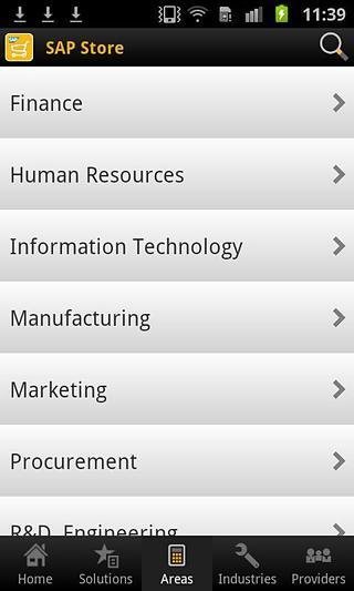 《 SAP Store 》截图欣赏