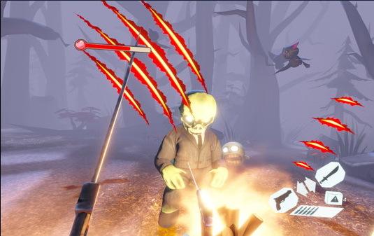 中比坎普Zombie Camp登陆VR