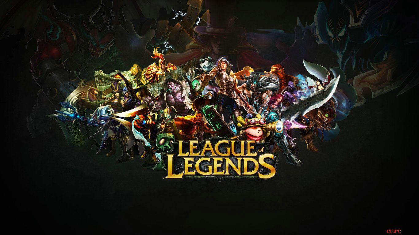 英雄联盟   》英文名:league of legends,简称lol,网友戏称   高清图片