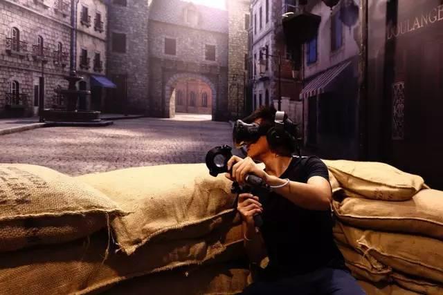 VR游戏的三大开发必备事项
