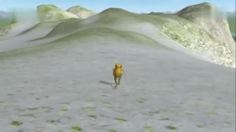 大海解说 神奇青蛙第20集 发现外星人基地火箭筒秒杀4鲨鱼
