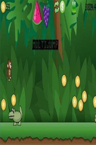 《 瑞奇猴子跑步者 》截图欣赏