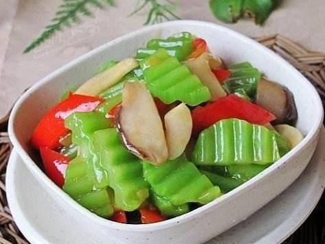 健康好吃的杏鲍菇9种家常做法