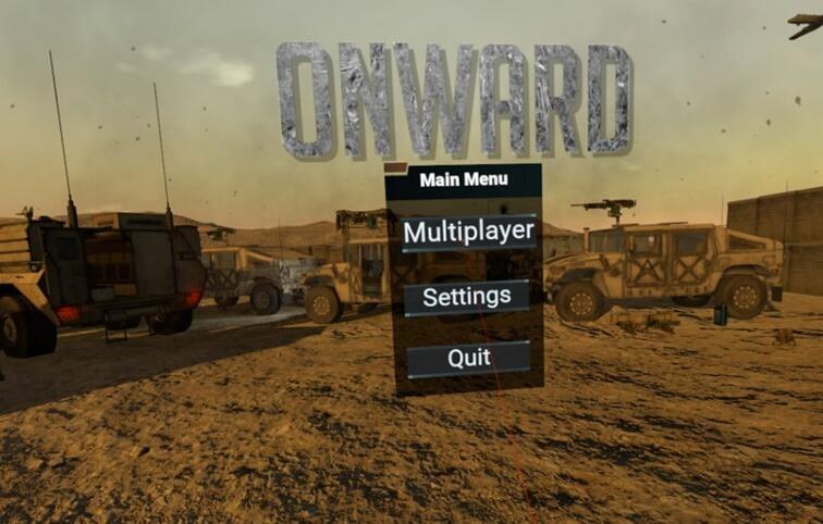 勇往直前Onward游戏评测 缺乏游戏教学的VR游戏