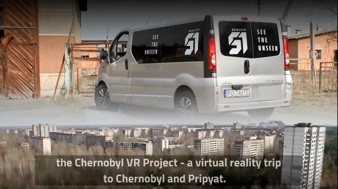 《切尔诺贝利VR》新场景与发售详情