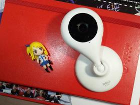 360智能摄像机夜视版初体验