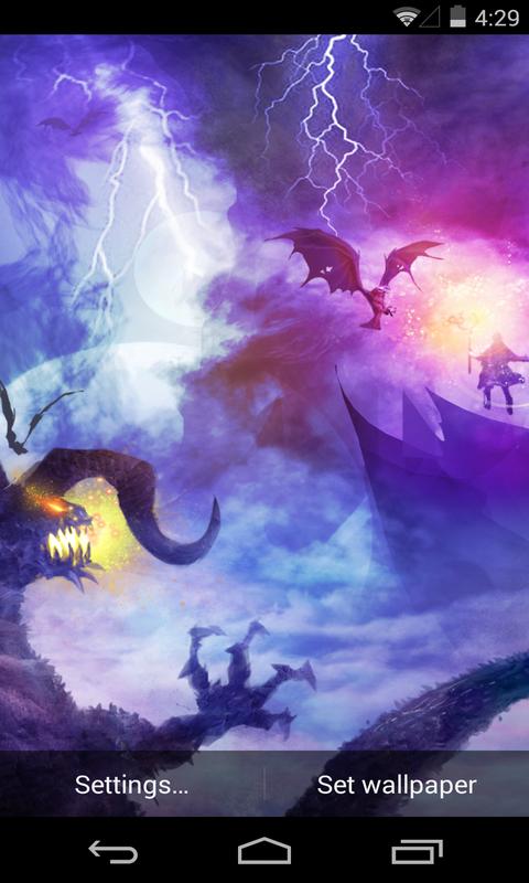 《 魔域之境 》截图欣赏