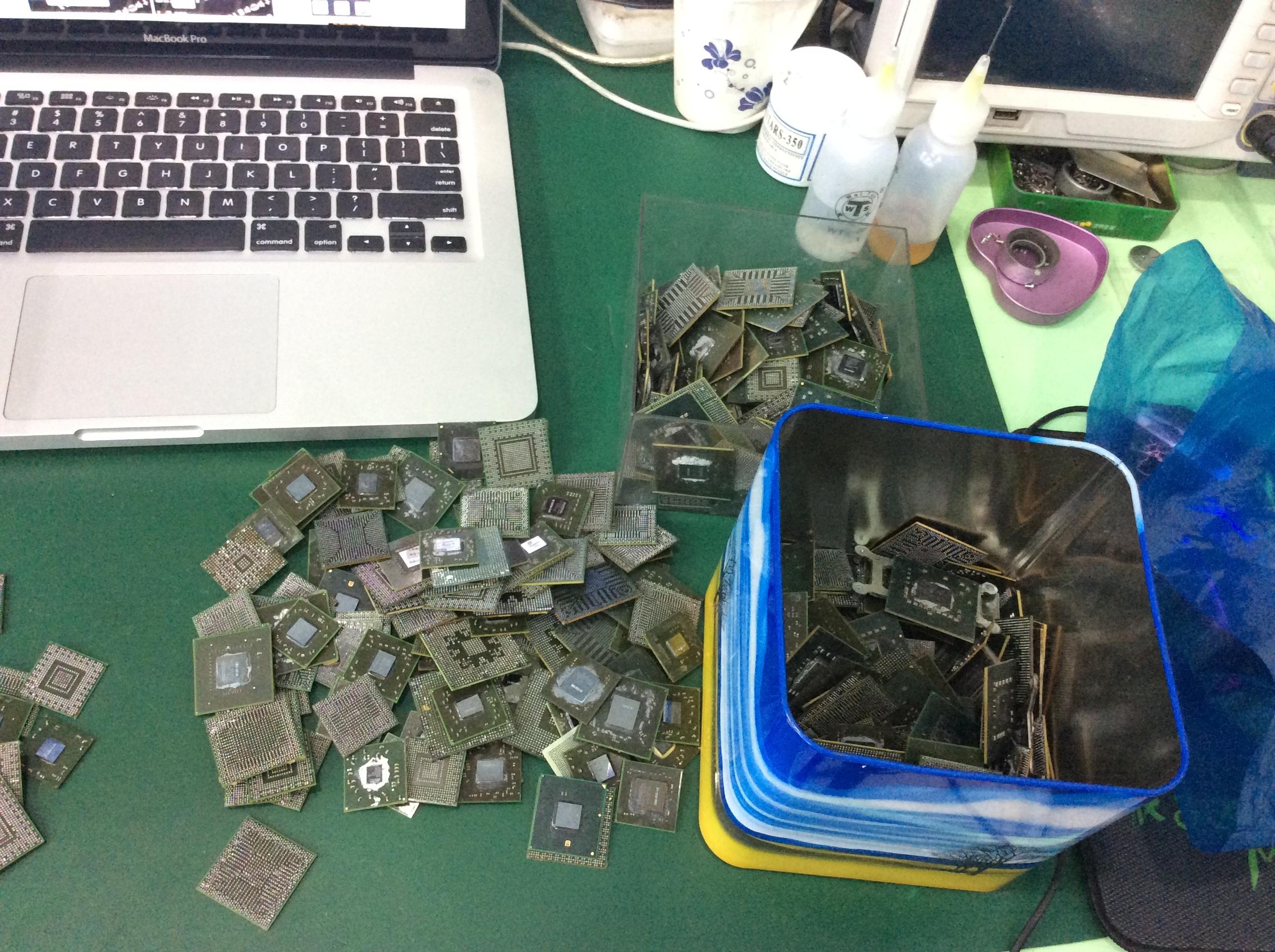 笔记本芯片级维修