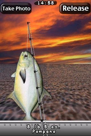 《 我爱钓鱼咸水版 》截图欣赏
