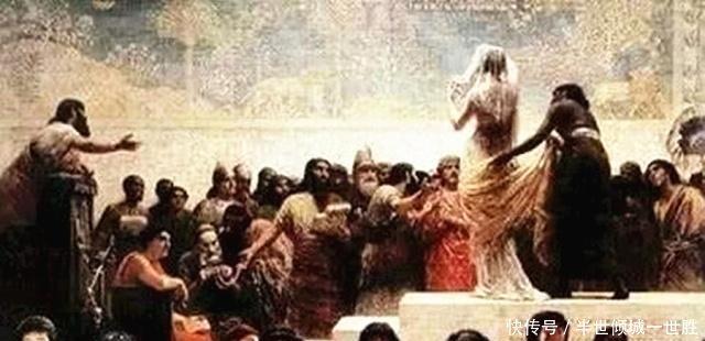 古罗马女奴隶,虽被尊卑观念和女神文化庇护,却难免受虐之命
