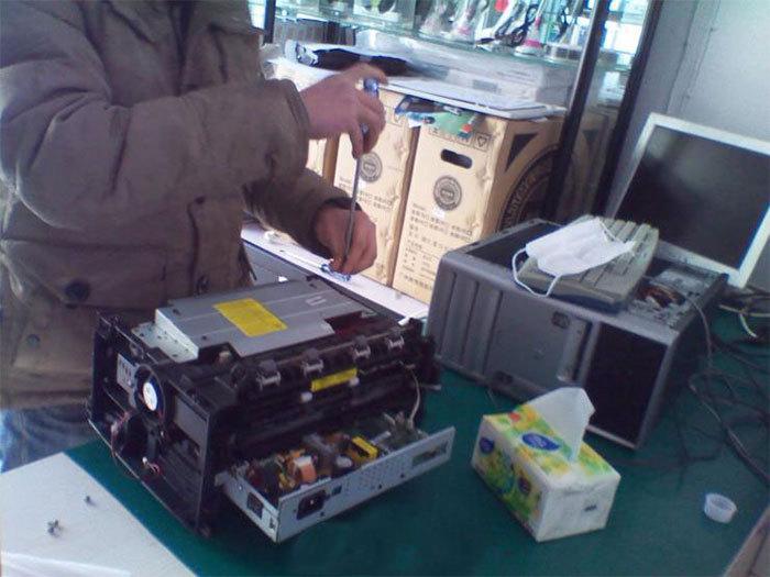 夏普503打印机电路图