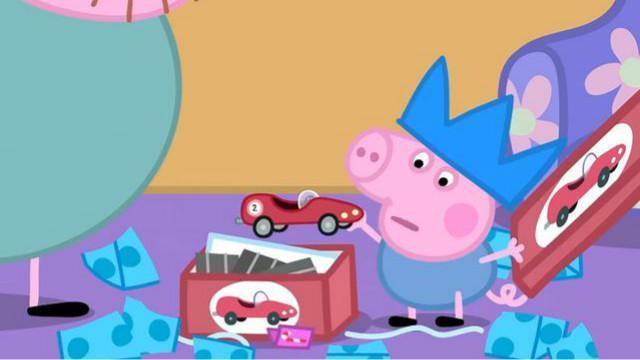 芭比娃娃小猪佩奇粉红猪小妹魔幻车神动物园 焦虑先生第2季