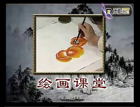国画--跟徐湛老师学国画