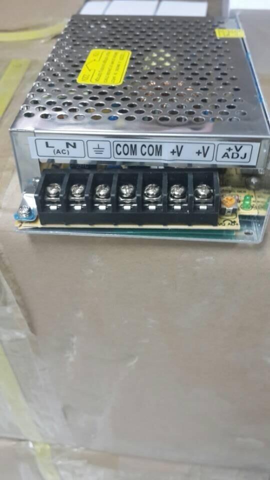 开关电源220v转12v怎么接线