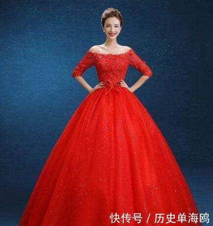 心理测试4件公主裙,哪个最梦幻测你婚后是黄脸婆还是白富美
