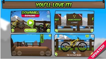 极速下坡2 修改版 Downhill Supreme 2截图4