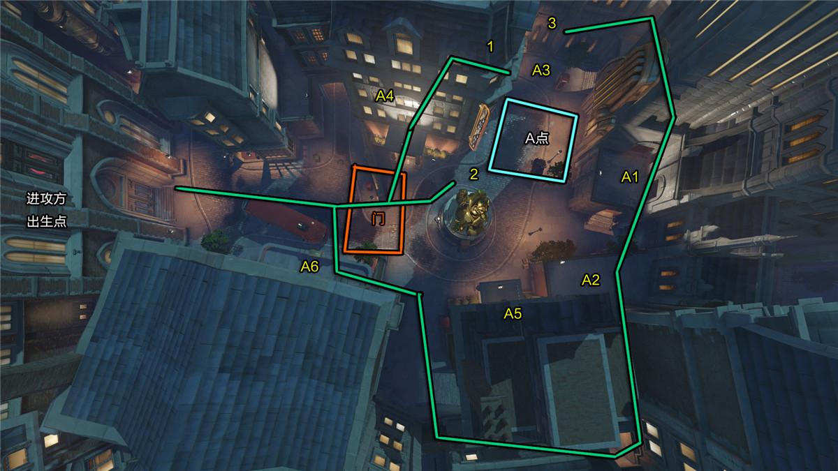 《守望先锋》开发团队曝光新地图开发进度