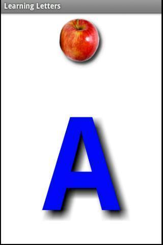 《 免费学习字母 》截图欣赏