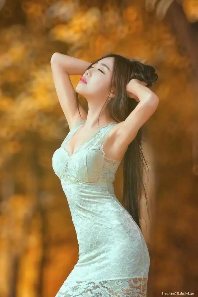 爆笑GIF:身材好的美女就是美 - 真光 - 真光 的博客