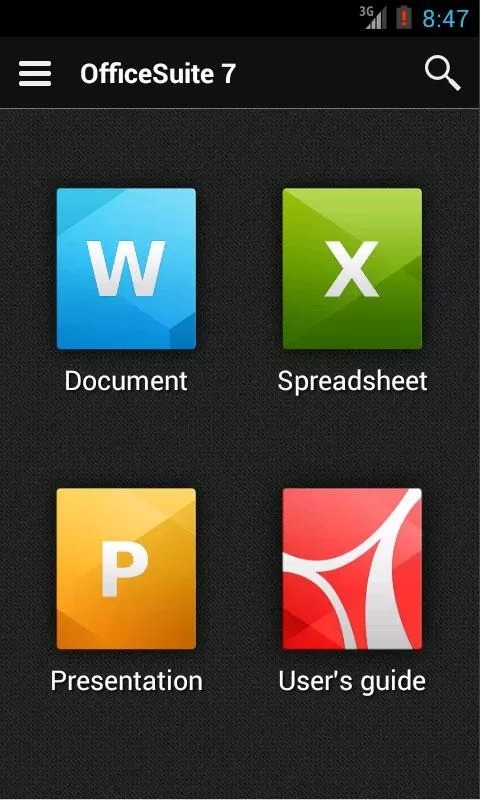 OfficeSuite Pro截图3