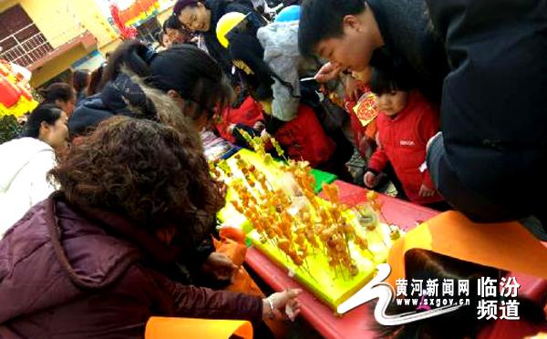 永济市春蕾幼儿园400余儿童参加欢乐亲子体验活动