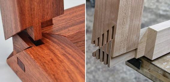 中式木工和西式木工大比拼,你觉得哪个好? - 周公乐 - xinhua8848 的博客