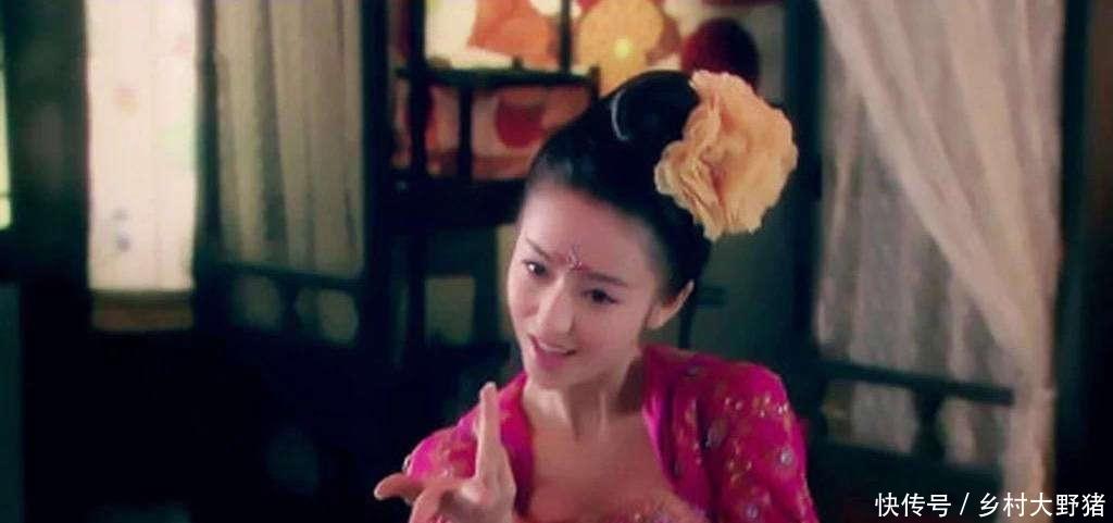 贴着花钿翩翩起舞是啥体验?马馥雅迷倒刘连城