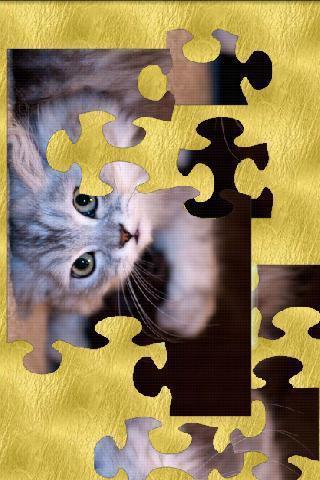 《 猫咪拼图 》截图欣赏