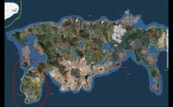 GTA6的地图曝光了?!