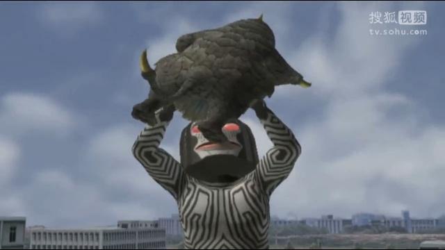 欧布奥特曼玩具魔王兽 欧布奥特曼怪兽 dx土之魔王兽