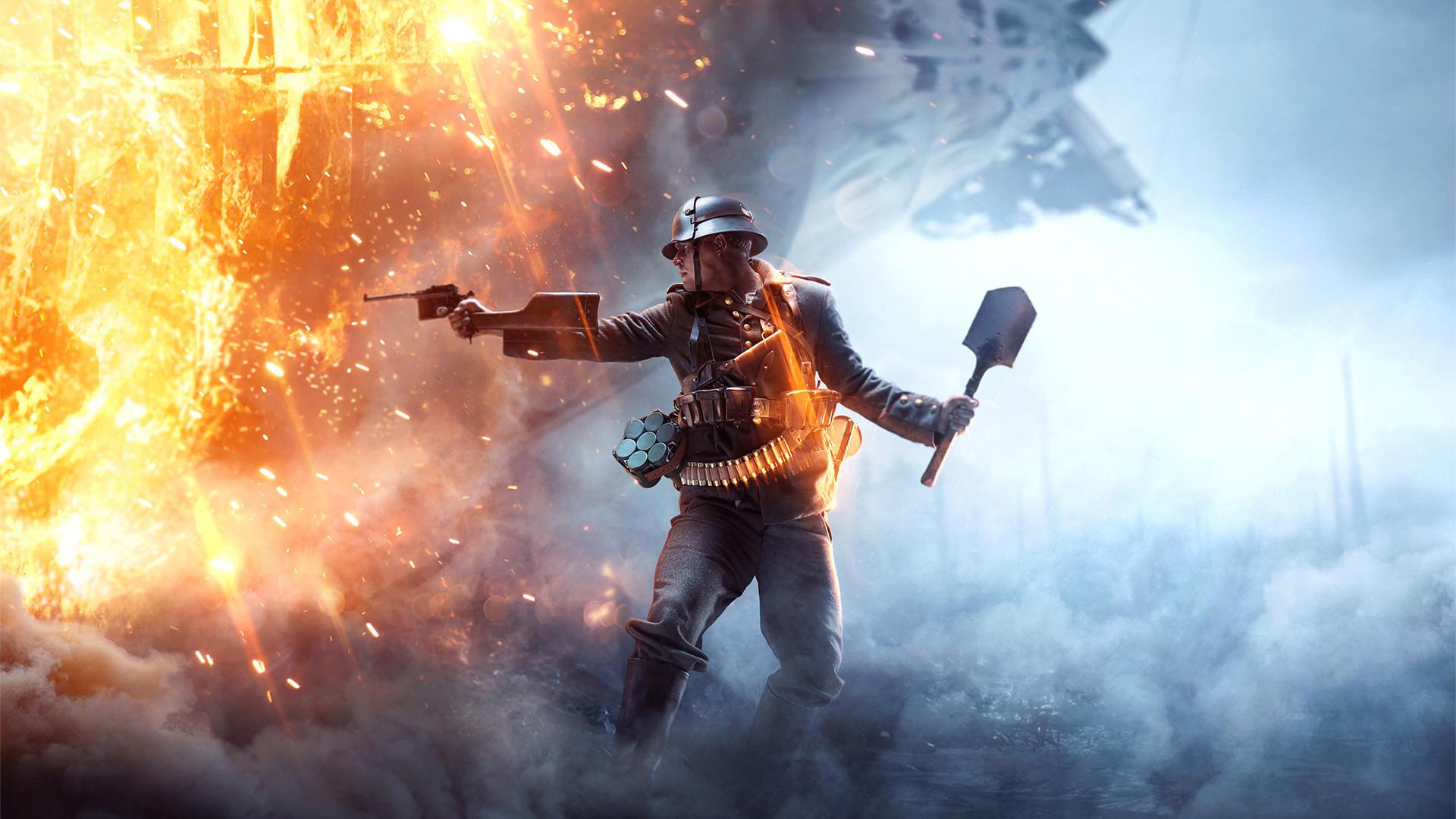 EA将为《战地1》推出租赁服务器服务