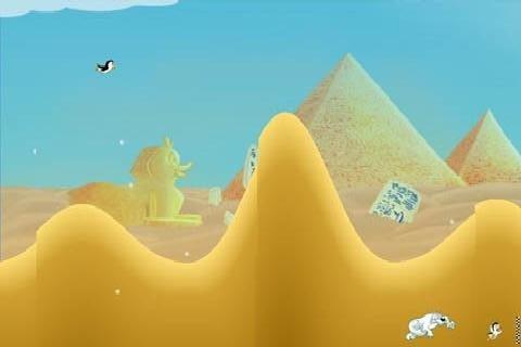 《 飞奔的企鹅 》截图欣赏