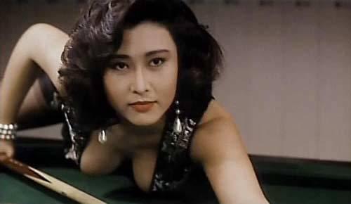 话,并成功取代叶子楣,成为最具艳名的三级女星.一脱成名之后,叶
