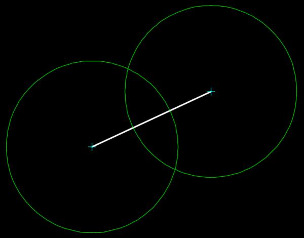 CAD中任意一条线画垂直平分线画cad填充色怎么关闭图片