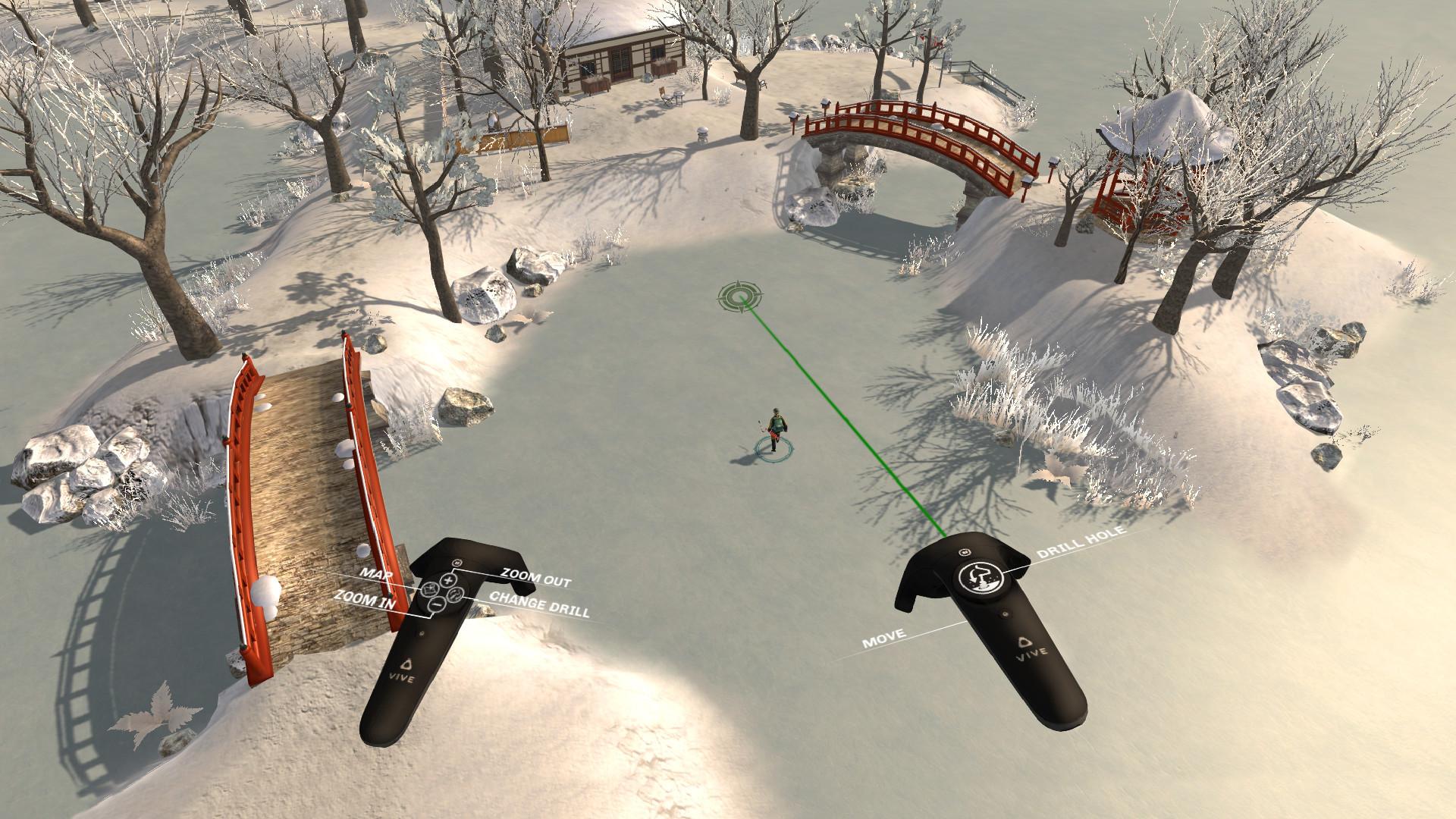 《冰湖VR》迎重大更新
