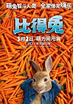 比得兔(喜剧片)