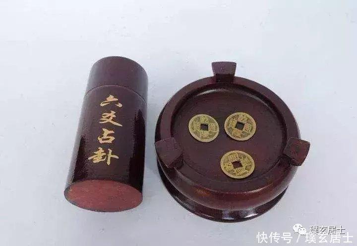 <b>占卜预测:六爻纳甲原理!</b>