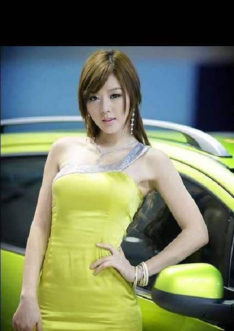 韩国可爱车模_360手机助手