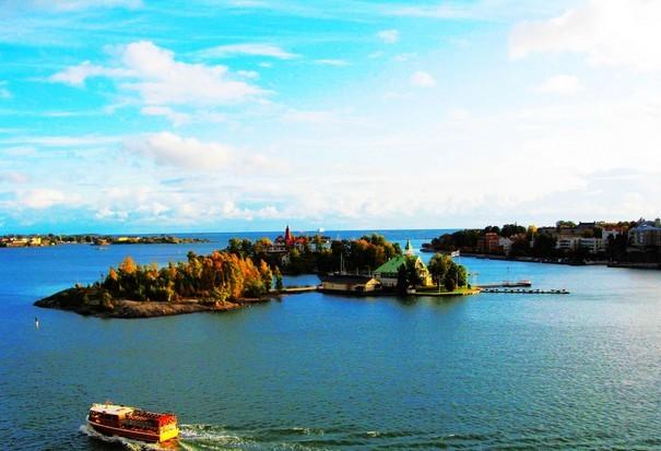 著名的有奥兰群岛